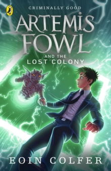 Artemis Fowl and the Lost Colony, Paperback