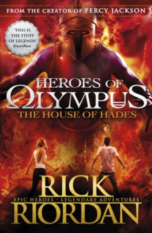 The House of Hades, Paperback Book