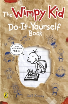 Diary of a Wimpy Kid - Do-it-yourself Book, Paperback