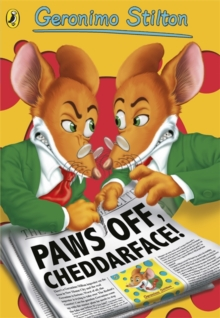 Paws off, Cheddarface!, Paperback