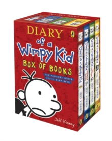 Diary of a Wimpy Kid - Box of Books, Multiple copy pack