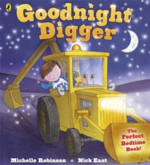 Goodnight Digger, Paperback Book