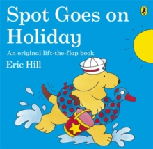Spot Goes on Holiday, Paperback