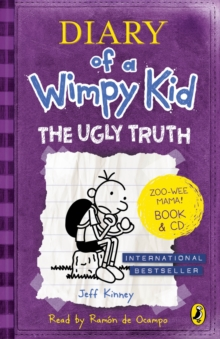 Diary of a Wimpy Kid - The Ugly Truth, Mixed media product