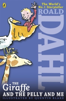 The Giraffe and the Pelly and Me, Paperback