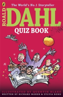 The Roald Dahl Quiz Book, Paperback Book