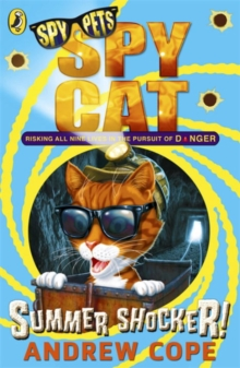 Spy Cat: Summer Shocker!, Paperback