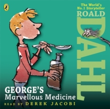 George's Marvellous Medicine, CD-Audio