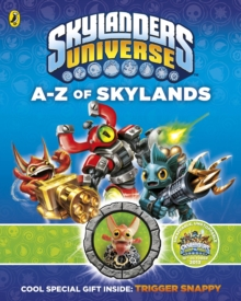 Skylanders: A to Z of Skylands, Hardback Book
