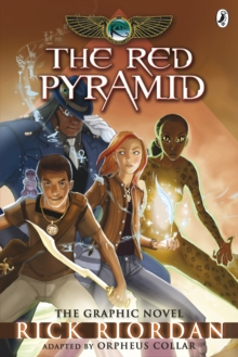 The Red Pyramid: The Graphic Novel : The Kane Chronicles Bk. 1, Paperback Book