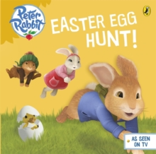 Peter Rabbit Animation: Easter Egg Hunt!, Board book