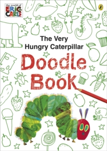 The Very Hungry Caterpillar Doodle Book, Paperback