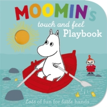 Moomin's Touch and Feel Playbook, Board book Book