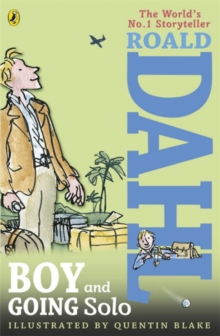 Boy and Going Solo, Paperback