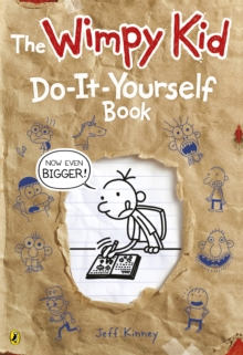 Diary of a Wimpy Kid: Do-It-Yourself Book, Paperback