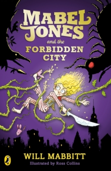 Mabel Jones and the Forbidden City, Paperback