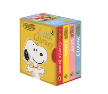 Peanuts Little Library, Board book Book