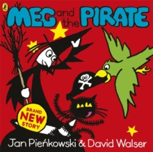 Meg And The Pirate, Paperback Book