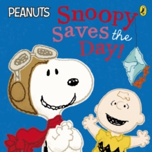 Peanuts - Snoopy Saves the Day!, Paperback