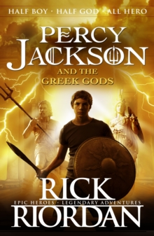 Percy Jackson and the Greek Gods, Paperback