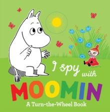 I Spy with Moomin, Board book
