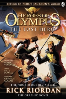 Heroes of Olympus : Lost Hero: The Graphic Novel Bk. 1, Paperback