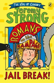 Romans on the Rampage: Jail Break!, Paperback