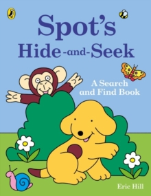 Spot's Hide And Seek, Paperback Book