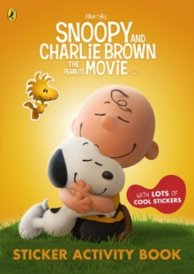 The Peanuts Movie,, Paperback Book
