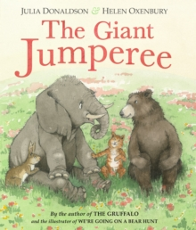 The Giant Jumperee, Hardback Book