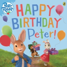 Peter Rabbit Animation, Paperback Book