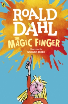 The Magic Finger,, Paperback Book