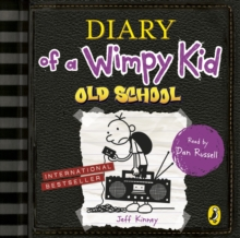 Old School (Diary of a Wimpy Kid Book 10), CD-Audio