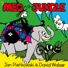 Meg in the Jungle, Paperback Book