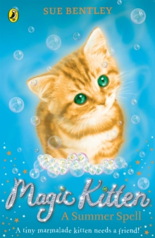 Magic Kitten: A Summer Spell, Paperback