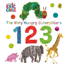 The Very Hungry Caterpillar's 123, Board book Book