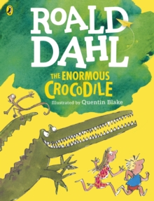 The Enormous Crocodile, Paperback