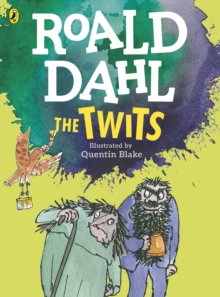 The Twits (Colour Edition),, Paperback Book
