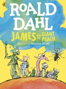James And The Giant Peach (Colour Edn), Paperback Book