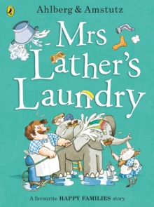 Mrs Lather's Laundry, Paperback