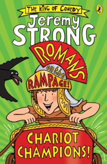 Romans on the Rampage: Chariot Champions, Paperback Book