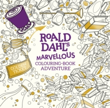 Roald Dahl's Marvellous Colouring-Book Adventure, Paperback