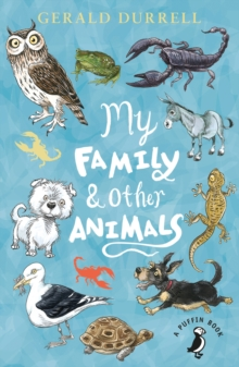 My Family and Other Animals, Paperback Book
