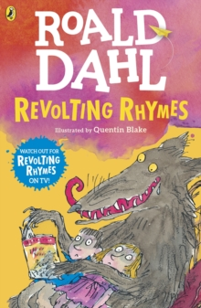 Revolting Rhymes, Paperback Book