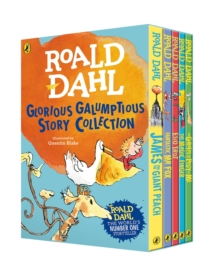 Roald Dahl's Glorious Galumptious Story Collection, Mixed media product