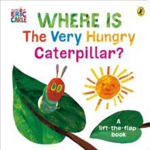 Where is the Very Hungry Caterpillar?, Board book