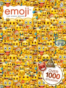 Emoji: Official Sticker Book, Paperback