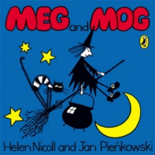 Meg and Mog, Board book