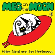 Meg on the Moon, Hardback