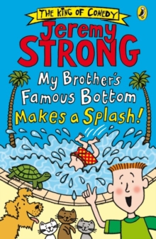 My Brother's Famous Bottom Makes a Splash, Paperback Book